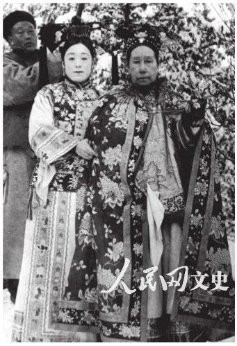 """为慈禧拍照和画像趣闻:""""不要阴影,也不要皱纹!""""(图)--中国年鉴网"""