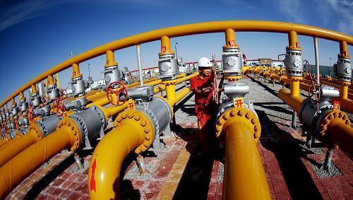 """青海油田力争""""十二五""""末建成千万吨级油气田--国家形象"""