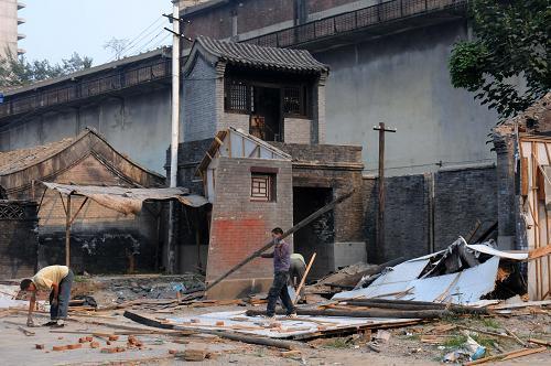 北京电影制片厂被拆 文物部门建议原址保护--年度总结