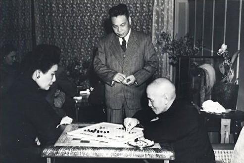 揭秘:蒋介石[JiangJieShi]去世后,宋美龄与蒋经国关系微妙