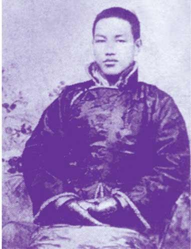 蒋介石[JiangJieShi]14岁娶妻 成亲当天扔下新娘抢爆竹